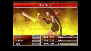 Final Fantasy VII - Part 2 - Miss Cloud