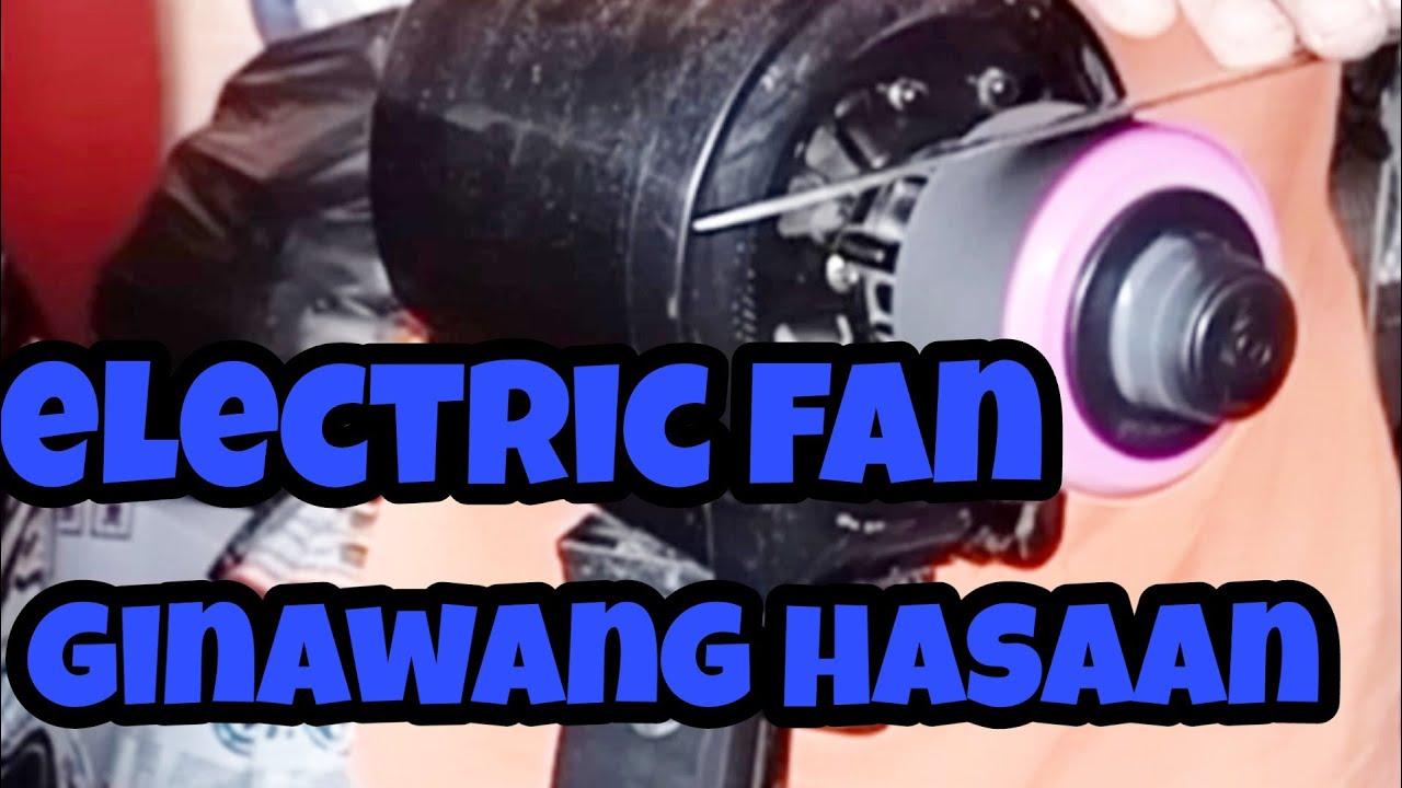 Download how or paano gumawa ng hasaan/knife sharpener gamit ang electric fan motor