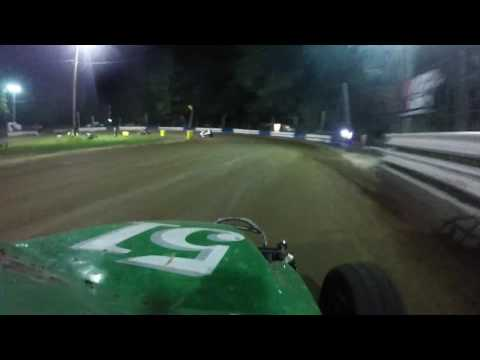Ninja Feature Race at Starlite Speedway July 29 2016
