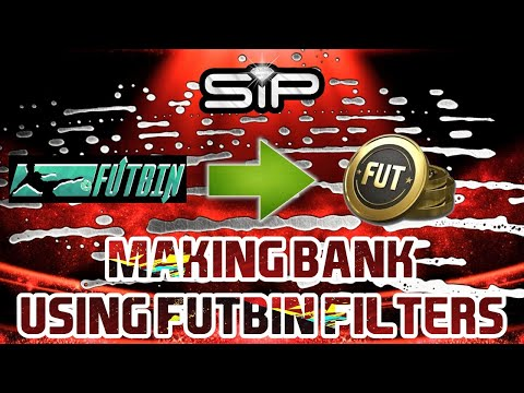 How To Make Coins Flipping using Futbin Filters