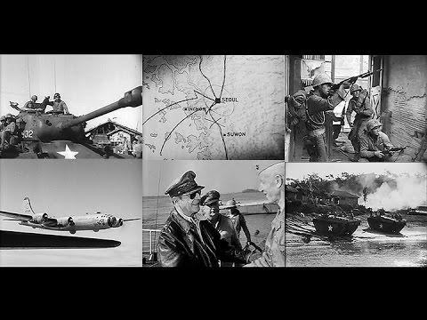Operation Inchon: Korean War Amphibious Assault (Restored)