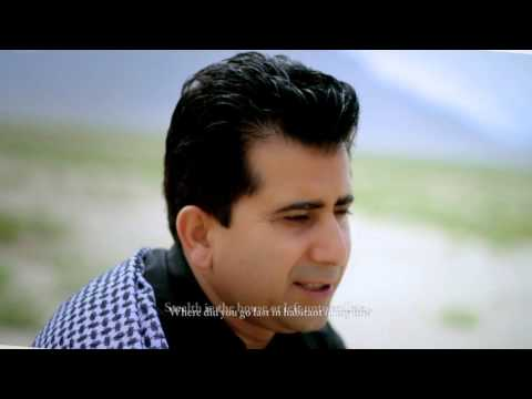 Sayed Hamid Zia - Bad E Saba OFFICIAL VIDEO HD