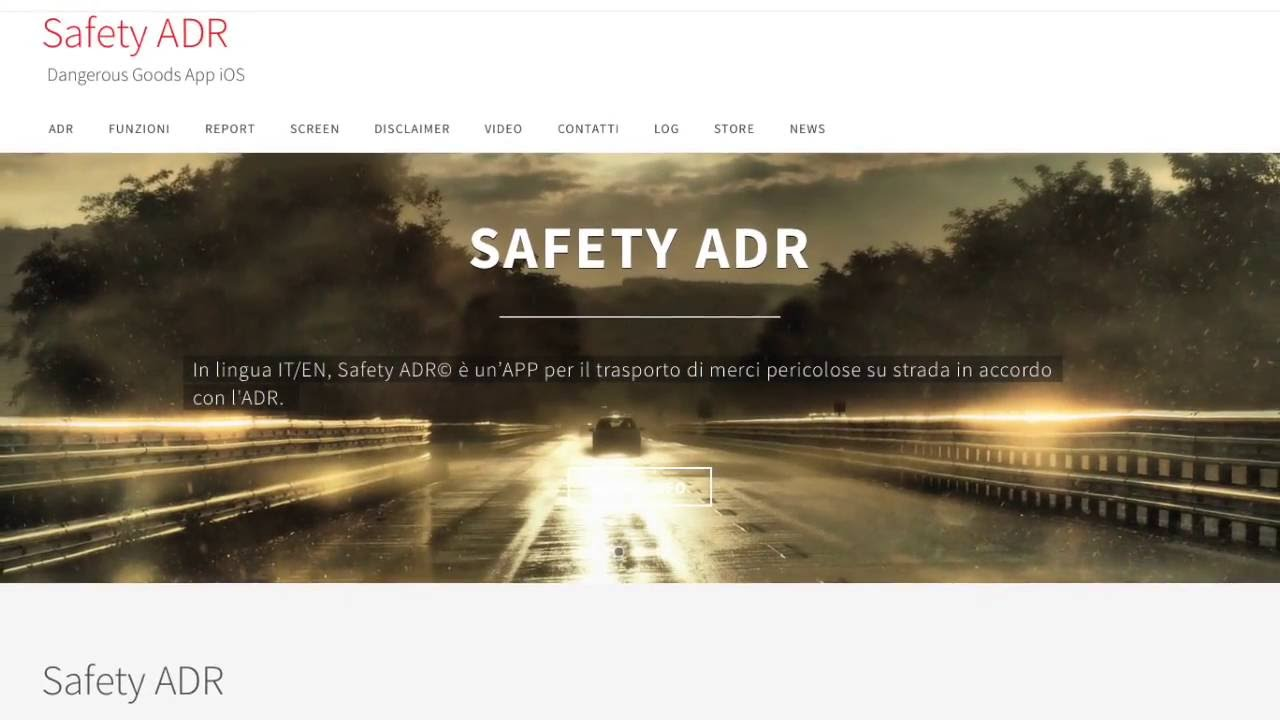 Safety ADR 2015
