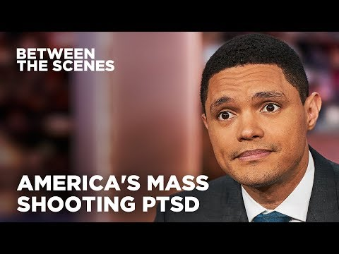 """Trevor Noah Gets Real About Mass Shootings: """"Is This How People Want to Live?"""""""