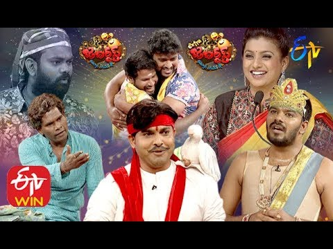 Jabardasth | Double Dhamaka Special  Episode | 22nd December 2019  |#Sudheer Aadhi,Abhi | ETV Telugu