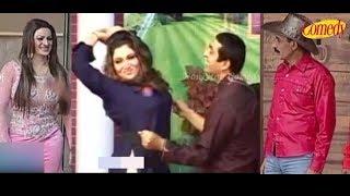 Zafri Khan | Saima Khan | Amanat Chan | Khushboo | Iftikhar Thakur | Non Stop Comedy