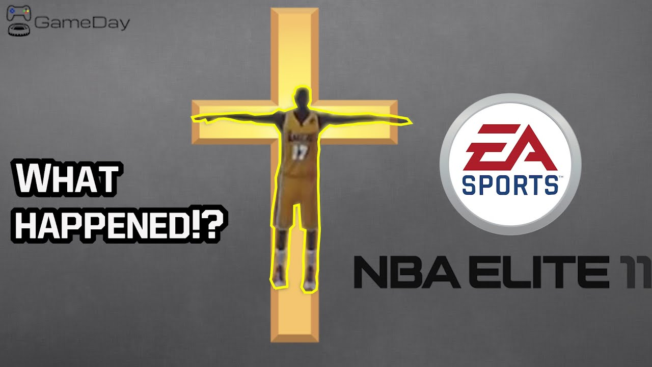 NBA Elite: EA's Forgotten Basketball Reboot | GameDay