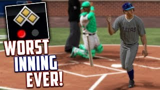 The Worst Inning Ever! MLB The Show 17 | Battle Royale