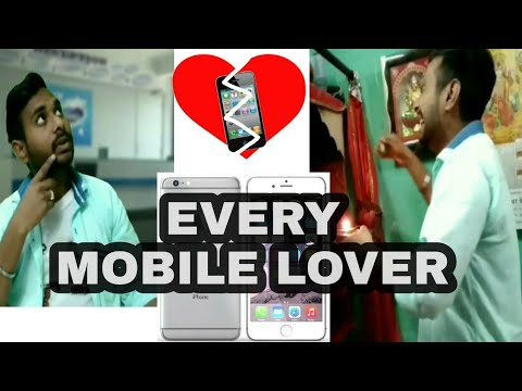 Every mobile lover or addicted (when mobile not working)|sam vines|