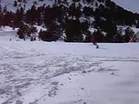 Henry Gets Air - Andorra 2006