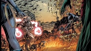 Review : Justice League #43 Darkseid War Part 3
