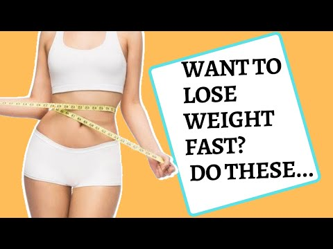 Best diet plan to lose weight fast without exercise 2020