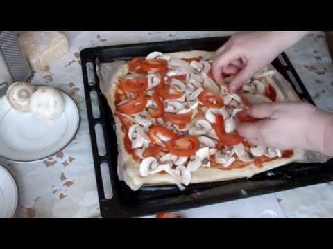 Начинка для пиццы в домашних условиях. Рецепты начинки для