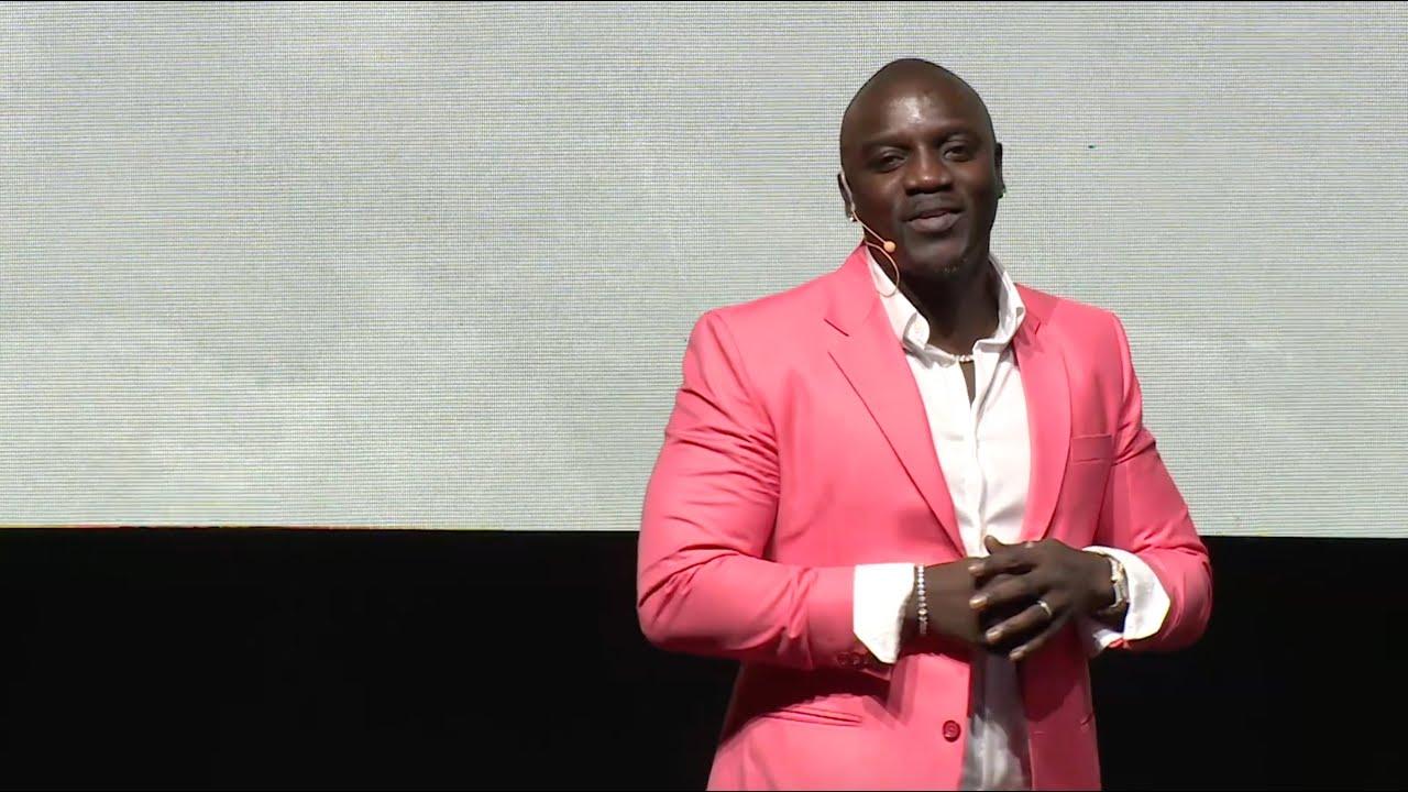 Sharjah Entrepreneurship Festival 2019 - Akon's Speech