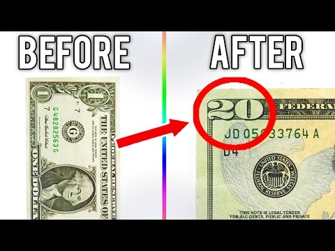 trick-anyone-to-give-you-$20-(life-hacks)