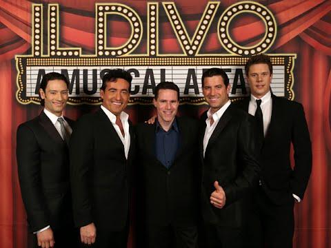 Il Divo Talks Broadway And Opera - Interview