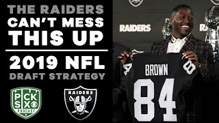 The RAIDERS can't MESS THIS UP | 2019 NFL Draft Strategy | CBS Sports