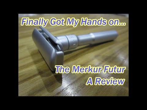 Merkur Futur Safety ??? Razor Review