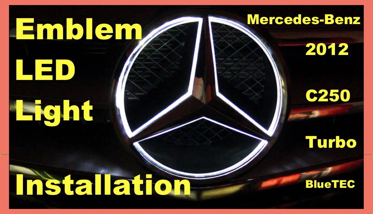 100 first mercedes logo 1 nike the 50 most iconic for Mercedes benz light up emblem