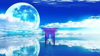 感動的な物語が始まりそうな、癒しの音楽【リラックスBGM】~水面月~