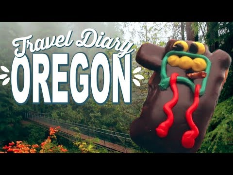 Oregon Travel Diary! (Fall in Portland + the Oregon Coast)