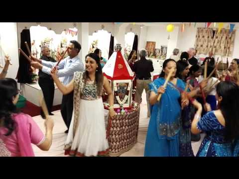 Navratri at Telford Temple - 2016 - 20161001 211416