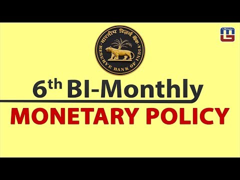 6th Bi-Monthly Monetary Policy | General Awareness