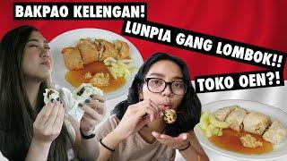 BEST LUMPIA IN SEMARANG?!    Semarang Food Trip #1