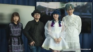 S.M.A.S.H Anisong Press Con with GARNiDELiA , kz (livetune) & Yanaginagi