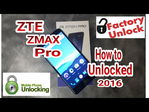 that casting how to unlock zte zmax pro cannot sell electronics