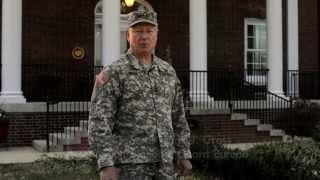 Gen  Frank J  Grass 377 Birthday Message