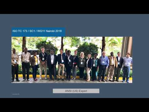 Permobil Webinar: Cushion properties ISO/ANSI/RESNA standards