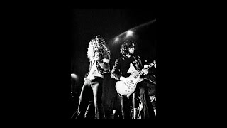 Led Zeppelin I Can't Quit You Babe/Goin Down Slow UK 72