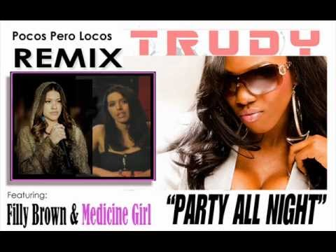 Not Party girl remix