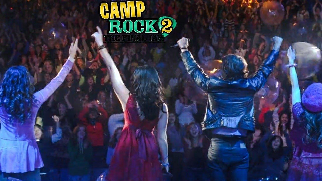 Camp Rock 2 Parte 26 Youtube