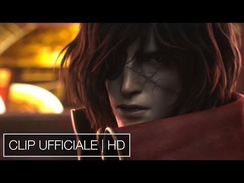 Capitan Harlock - Harlock in azione - Clip dal film | HD
