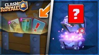 NEW CARDS RARITY?! Clash Royale Hidden