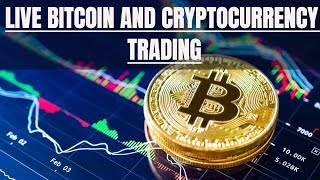*LIVE* Bitcoin, Ethereum and Ripple Trading + Market update #14