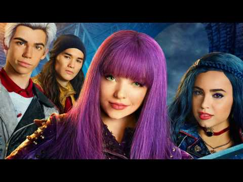 Rather Be With You From 'Descendants  Wicked World' | Descendants 2 Songs