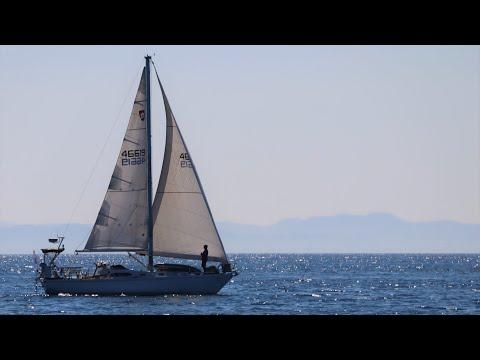 The Final Sail Of The Season - Season 3 Ep44 - S/V Adventurer