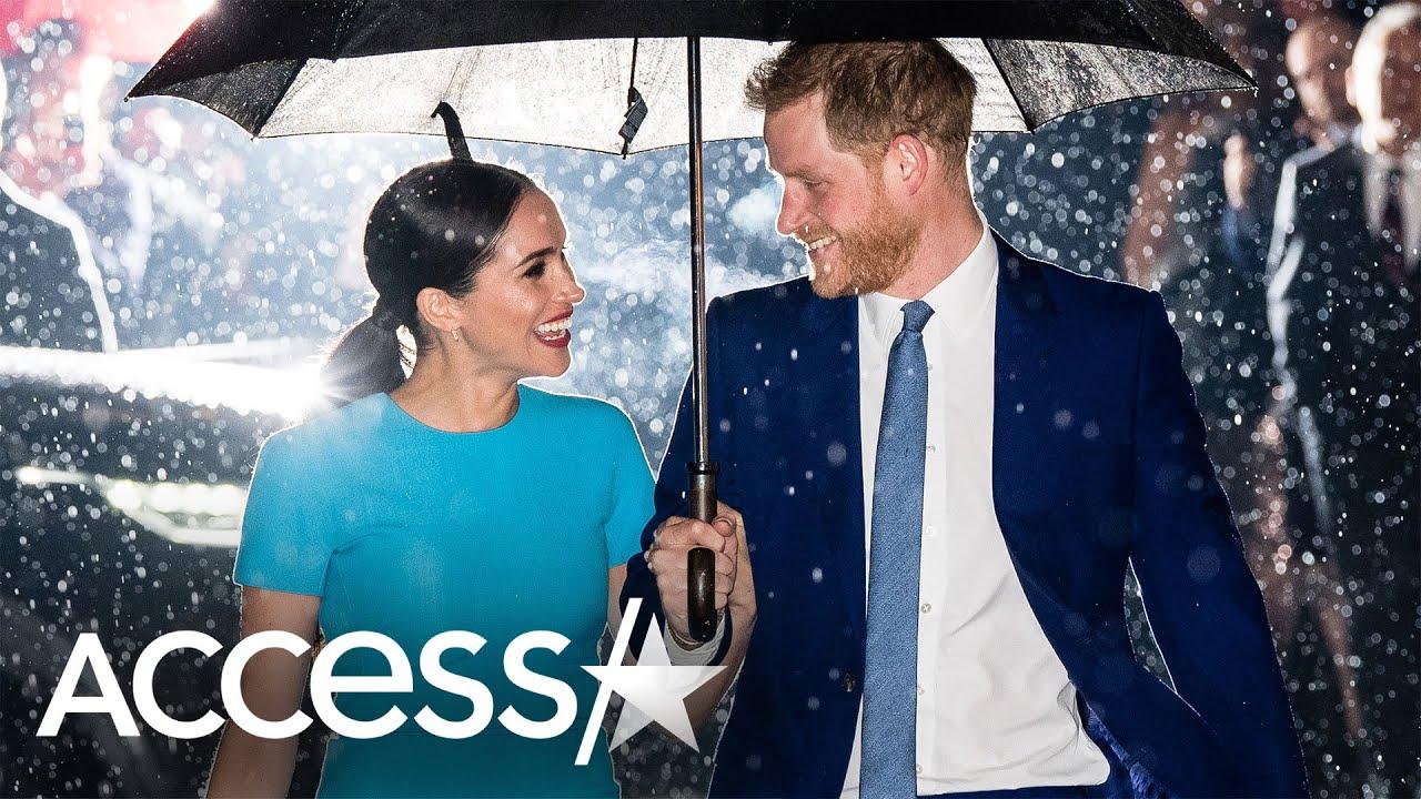 Meghan Markle & Prince Harry Share Final 'Sussex Royal' Instagram Post