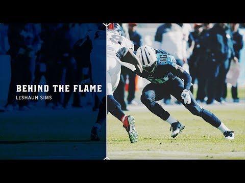 Behind the Flame: CB LeShaun Sims