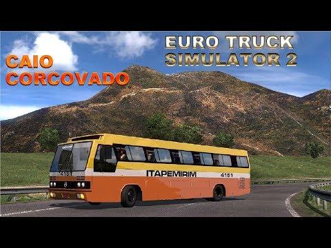 Ets2 Onibus Itapemirim Caio Corcovado Version 1.36 (Mod Pago)