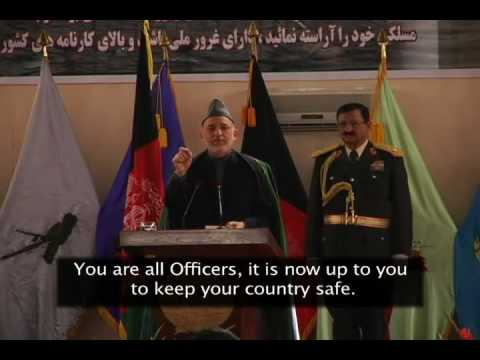National Military Academy of Afghanistan Graduation.mp4