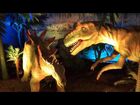 Academy of Natural Sciences presents 'Dinosaurs Unearthed,' June 23, 2016