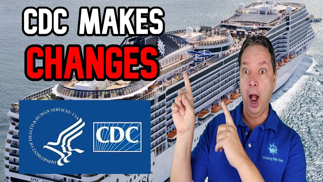 CRUISE NEWS  - CDC UPDATES AND FLORIDA LAWSUIT WIN