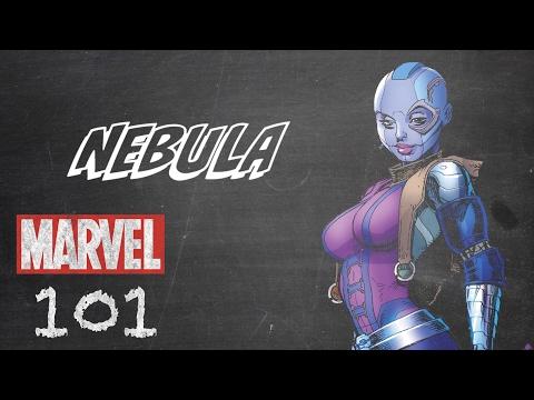 Nebula -- Marvel 101