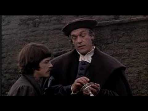 A Man For All Seasons  Paul Scofield, John Hurt