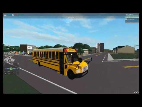 Thomas Roblox School Bus 2008 C2 Thomas 107 1 24 17 Youtube
