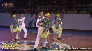 Tnalak Festival 2016 Ballroom Competition Entry No  5